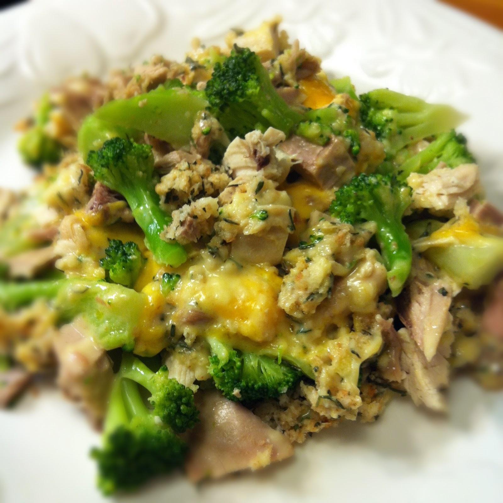 My Food Infatuation: Turkey Casserole