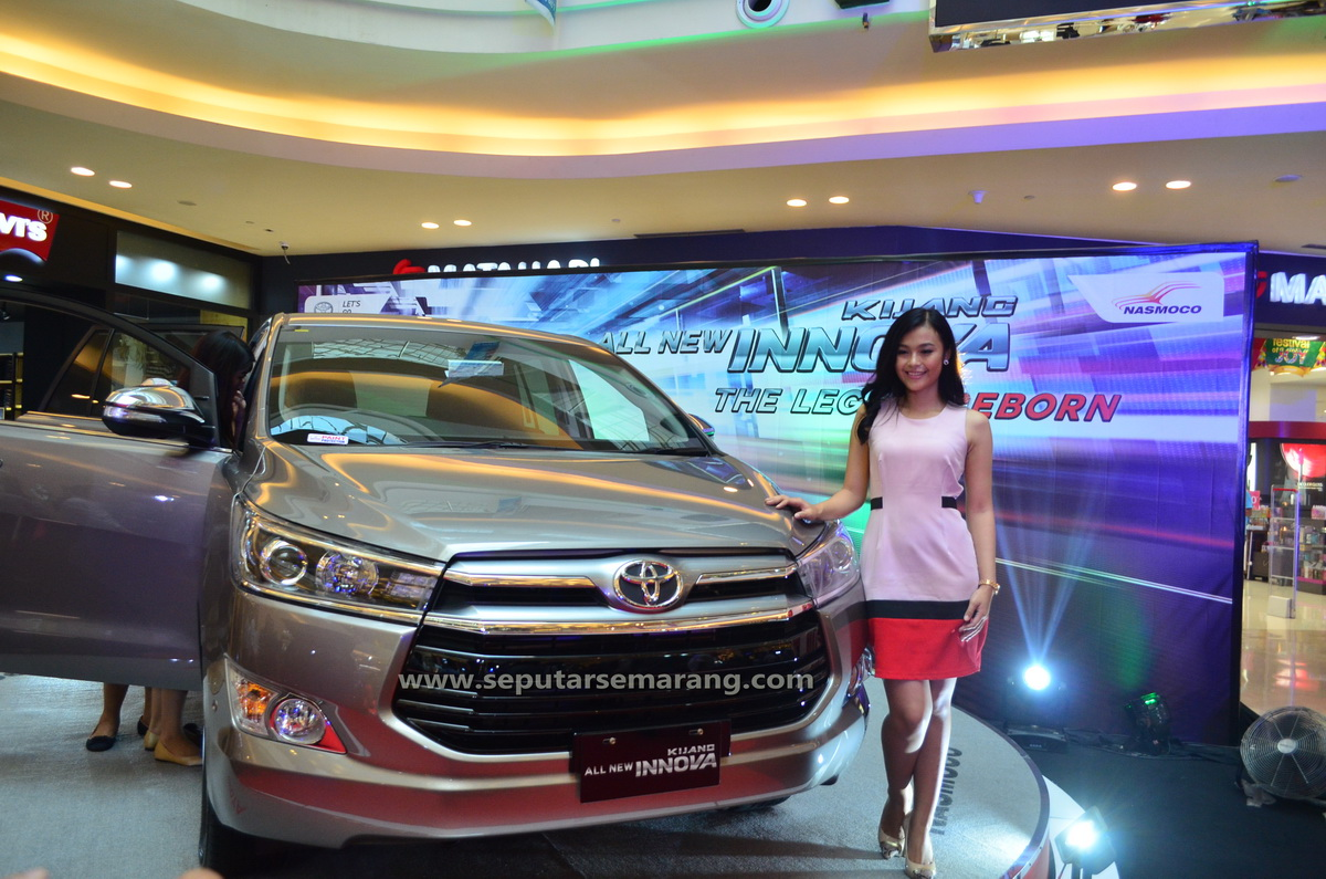 All New Kijang Innova Diesel Alphard Executive Lounge The Legend Reborn
