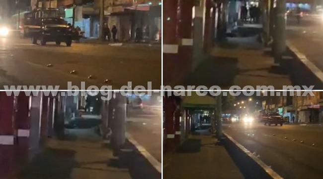 Sicarios atacan la noche de este martes a Policías en Celaya; Guanajuato, 2 elementos perdieron la vida