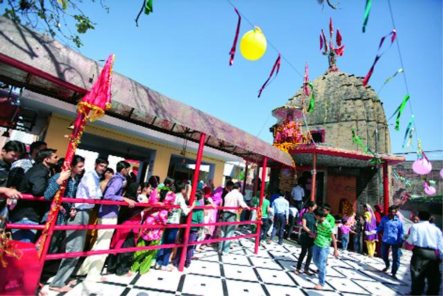 Mahakali Temple Jammu - Bahut fort