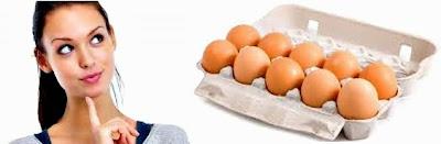 Cuantos huevos con yema se deben comer al día