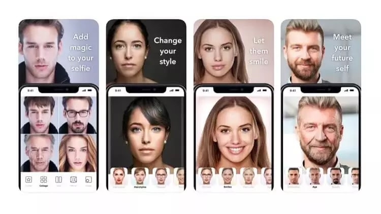 FaceApp: Your Data Is NOT Transferred to Russia or any 3rd Parties