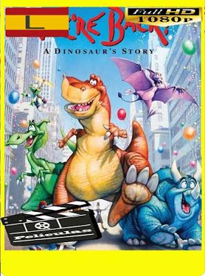 Rex un dinosaurio en Nueva York (1993) Latino HD [1080p] [GoogleDrive] RijoHD