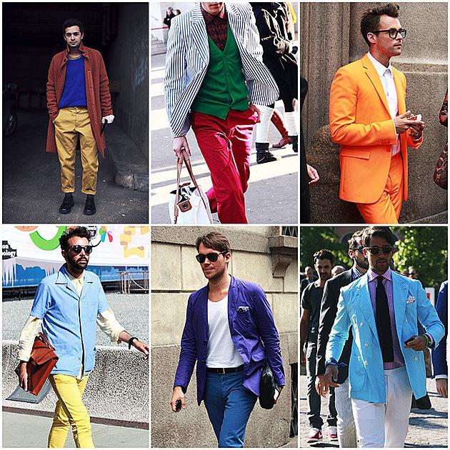 Roupas coloridas ajudam você a ser promovido, diz estudo