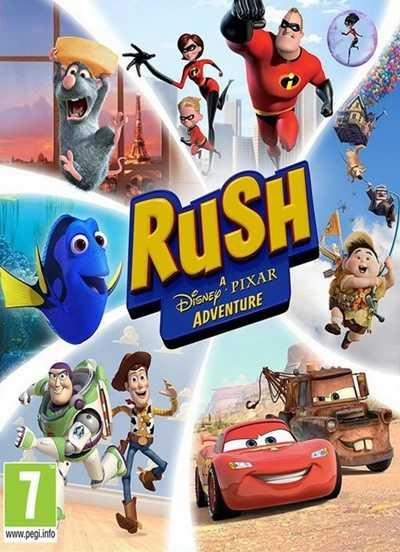RUSH.A.Disney.PIXAR.Adventure Optimized, Pantip Download