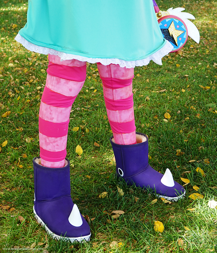 Star Butterfly Costume with Boots