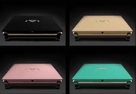 luvaglio laptop termahal di dunia
