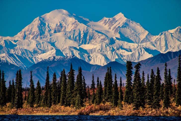 Denali; Alaska, United States