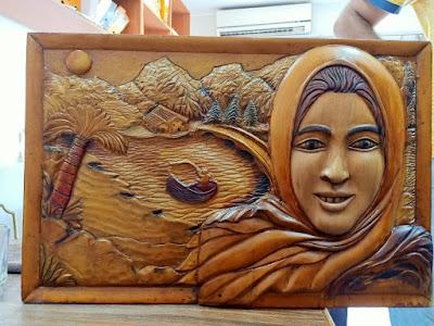نحت صورك او صورة من تحب بالخشب اجمل الهدايا يوليو 2020