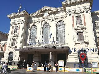 Immagine - Facciata - Stazione - Prato Centrale