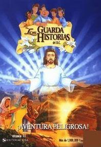 Los Guarda Historias – DVDRIP LATINO