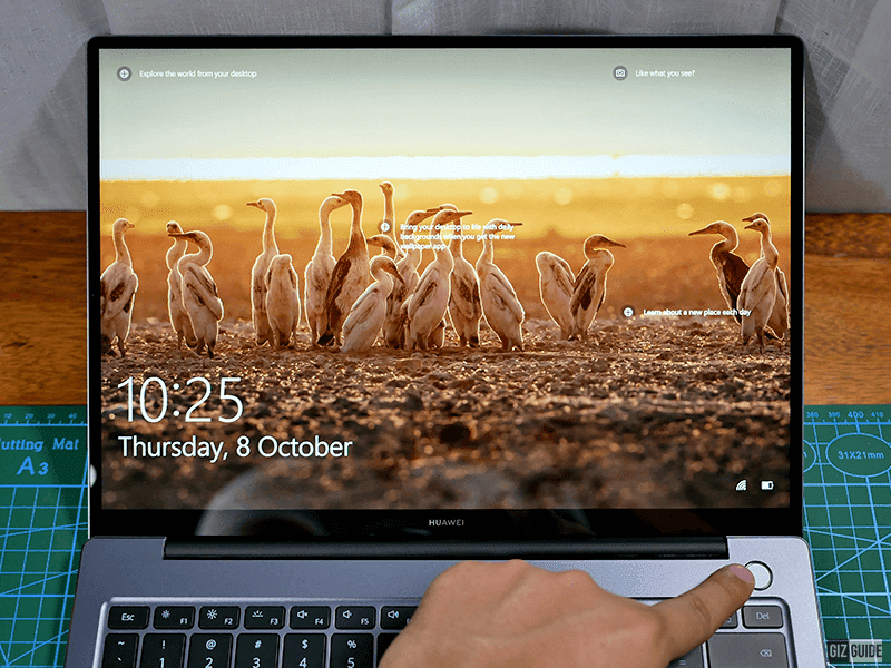 Huawei MateBook 14 2020 AMD Unboxing and First Impressions