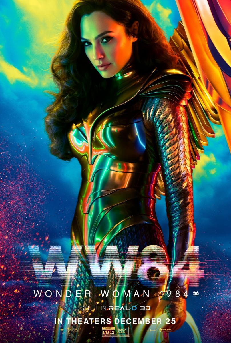 Download Wonder Woman 1984 (2020) Full Movie in Hindi Dual Audio BluRay 1080p [3.5GB]