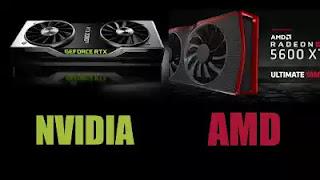 طريقة تحديث تعريفات كرت الشاشة AMD, و NVİDİA من الموقع الرسمي