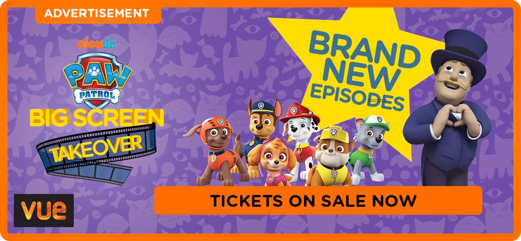 NickALive!: Nick Jr  UK to Bring Six Brand-New 'PAW Patrol' Episodes