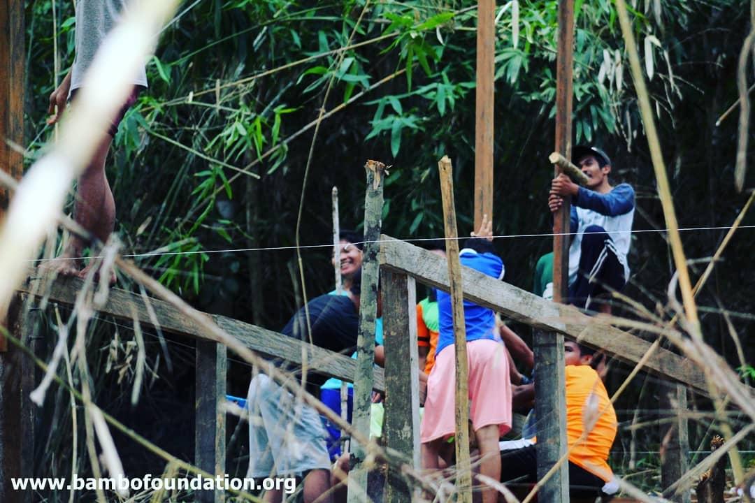 Pendiri Yayasan Bambo
