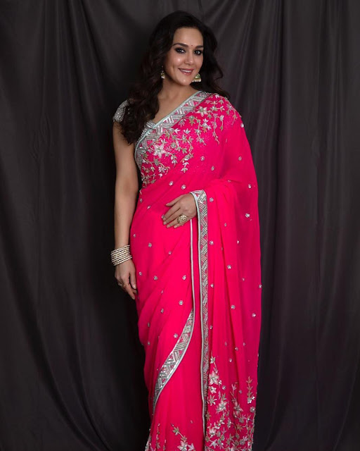 Preity Zinta (Indian Actress) Wiki, Age, Height, Boyfriend, Family and More...