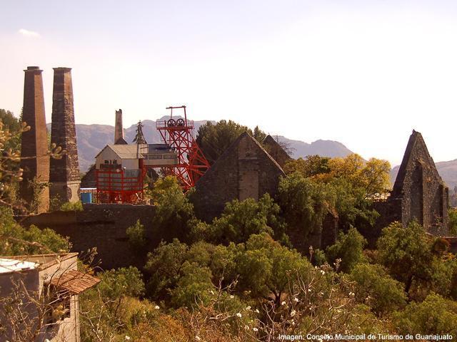 Mina Valenciana Guanajuato