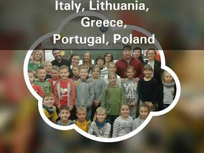 Το 14ο Δημοτικό Σχολείο Κατερίνης στο πρόγραμμα Erasmus+