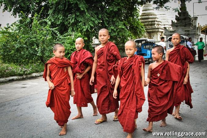 Myanmar visa application discount malaysia