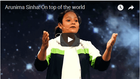 arunima sinha speech in hindi