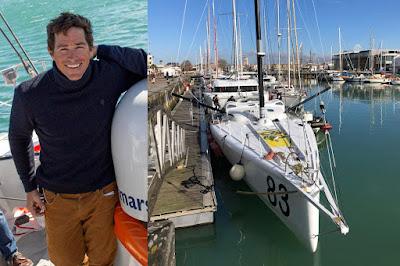 Clément Giraud sur le prochain Vendée Globe