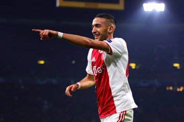 LIVE! Arsenal Excited As Ajax Confirm Hakim Ziyech Can Leave For £43m (Details)