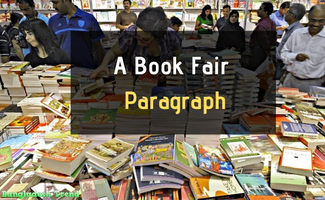 Book Fair Paragraph for English Students