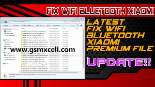 Fix Wifi Xiaomi Files Free Download