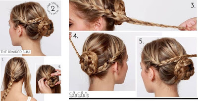 penteados rápidos e fáceis para fazer
