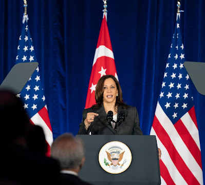 Vice President Harris to visit Honolulu, Maui mayor calls for voluntary pause in non-essential activity, Kilauea volcano threat level raised, more news from all the Hawaiian Islands
