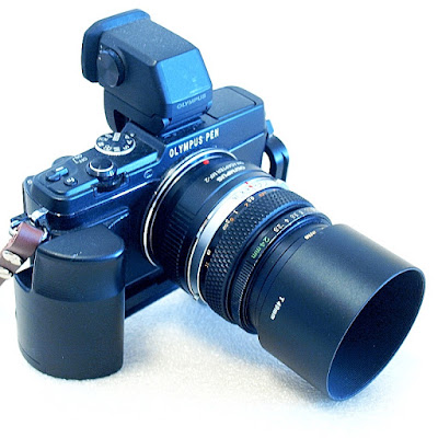 Olympus E-P5, Olympus OM Zuiko 24mm F2.8