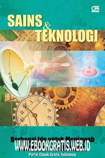 Ebook Buku Sains dan Teknologi