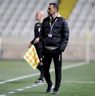 Πουρσαϊτίδης: «Δεν είμαστε ευχαριστημένοι, θεωρώ ότι οι παίκτες μου έκαναν αρκετά καλή προσπάθεια»