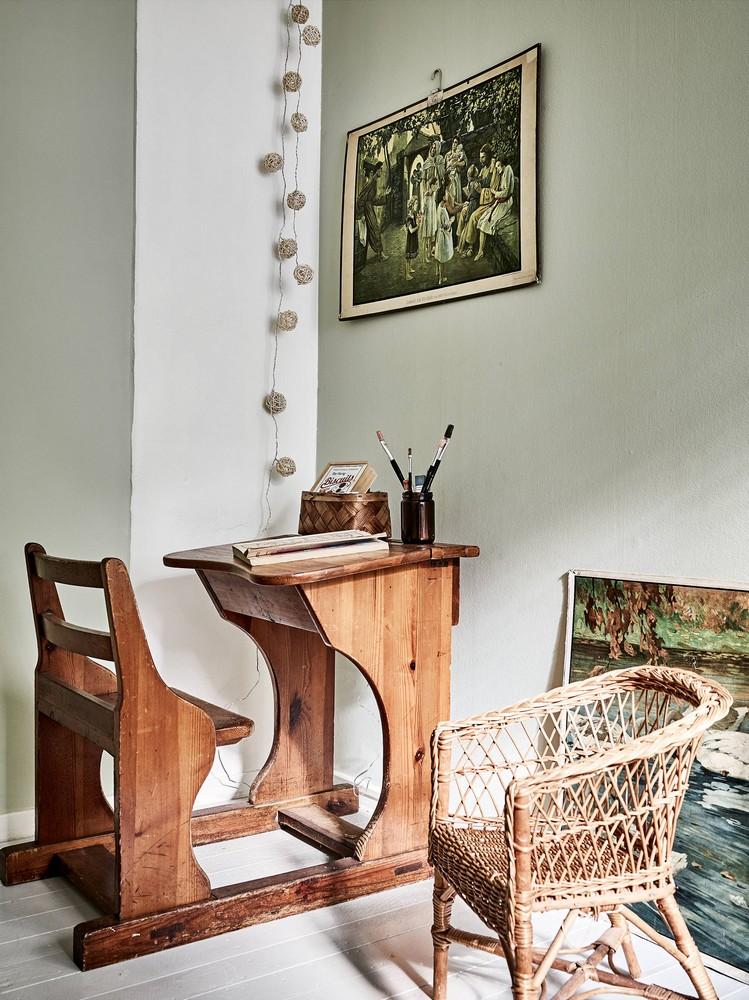 D couvrir l 39 endroit du d cor une cuisine vivre for Decoracion de muebles antiguos