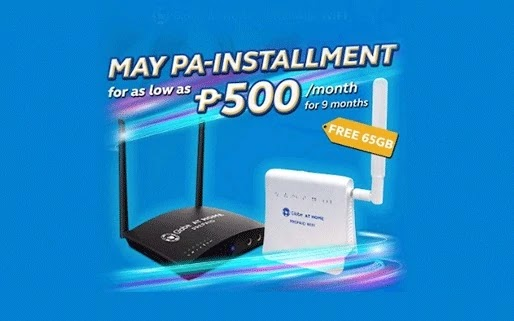 Globe At Home Prepaid WiFi Devices