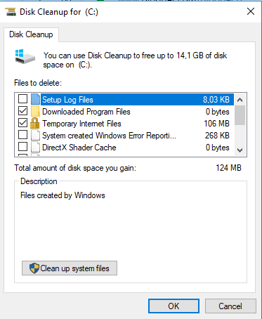 Cara menghapus cache dan file