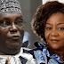 BREAKING NEWS: Atiku files N2.5 Billion libel suit against Buhari's aide, Lauretta Onochie