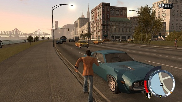 Driver Parallel Lines PC Full Version Screenshot 1