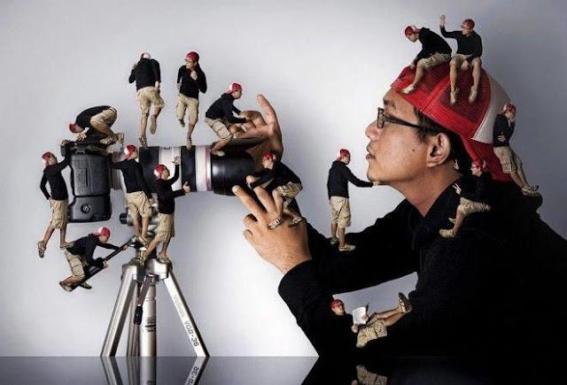 تطبيق clone camera لتصوير نفسك اكثر من مره في مكان واحد