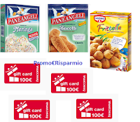 """Cameo e Paneangeli """"A ciascuno il suo premio"""" : 400 Gift Card Tescoma da 100 euro in palio"""