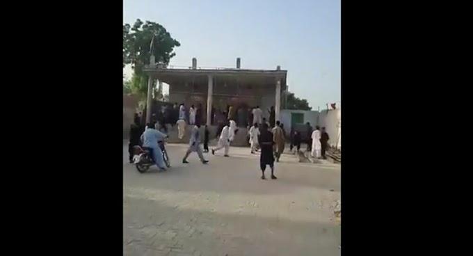 Hindu temple vandalised again in Pakistan, attack and persecution of minorities, India summons Pak diplomat
