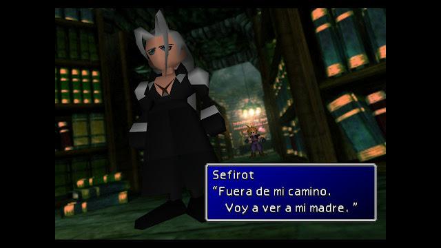 Final Fantasy VII - La Innovación que se convirtió en Leyenda - Sephirot Biblioteca
