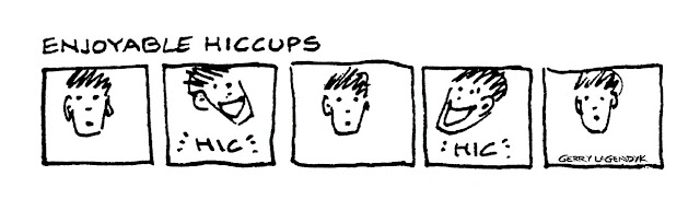 enjoyable hiccups, a Gerry lagendyk, thrilling grief cartoon
