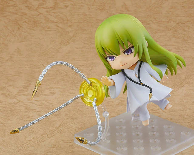 Figuras: Nendoroid Kingu de Fate / Grand Order Absolute Demonic Front: Babylonia - Good Smile Company