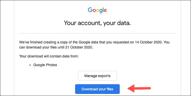 قم بتنزيل نسخة من مكتبة صور Google