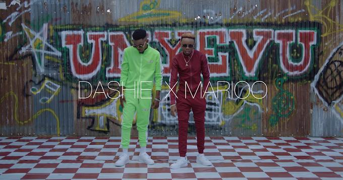 VIDEO | Dashie Ft. Marioo - Unyenye