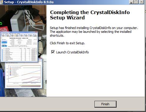 Hướng dẫn cài đặt CrystalDiskInfo 8.9.0a cho máy tính win 7/8/10/XP f