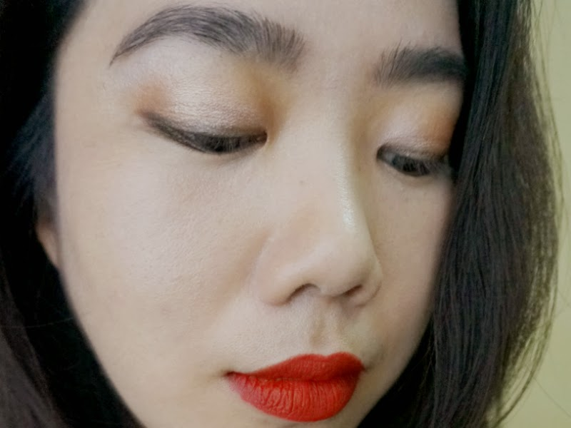 Valentine Week: Bold Red Lip