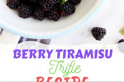 Berry Tiramisu Trifle Recipe
